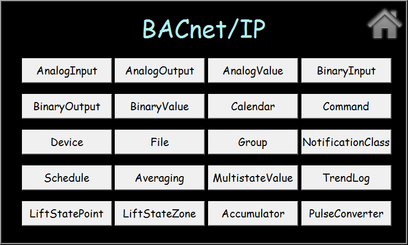 BACnet Connection