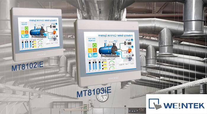 панели оператора iE-серии MT8102iE и MT8103iE (10 дюймов)